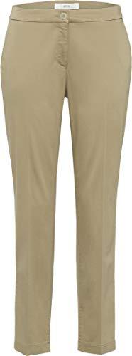 BRAX Damen Style Maron City Sport Premium Pull On Hose, Vintage Khaki, 46K