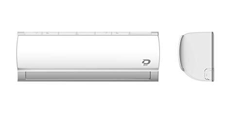 Diloc Condizionatore 18000 Btu, Climatizzatore Inverter 5,2 Kw, Gas R32, D.ETERNITY118 + D.ETERNITY18