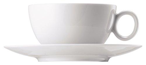 Thomas' Loft - 6 x Teetasse 2-TLG, 0.20 l, Weiß