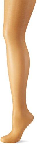 Nur Die Damen Strumpfhose Hauchzart, 11 DEN, Braun (Bronze 213), 40 (Herstellergröße:38/40)