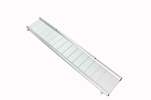 Feste light Aluminium-Gangway 180 / 204 / 228 / 252 Cm Anpassbare handgemacht Fertigkeit für Boot oder Schlauchboot