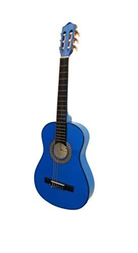 Guitarra rocio c16 (3/4) 90 cms azul