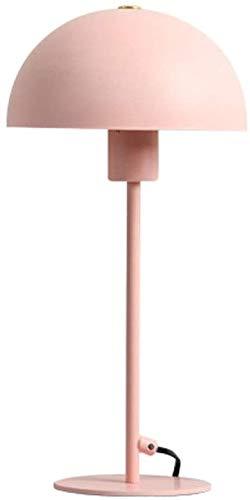 Lámpara de noche Moda de escritorio creativo escritorio escritorio dormitorio sala de estar luz de noche lámpara de mesa,Pink