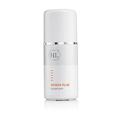 Holy Land HL Cosmetics ACNOX PLUS Sugar Soap 4.2 fl.oz