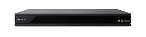 Sony UBP-X800M2 4K Ultra HD Blu-ray Disc Player (Dolby Atmos, UHD, HDR, High-Resolution Audio, Multi-Room, Bluetooth) Schwarz