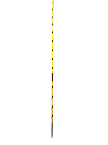 SKS Javelin Throw Double Stick ( Yellow with Black , 800 Grams )