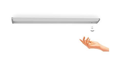 Schwenkbare LED Küchen-Unterbauleuchte 80cm 18Watt mit Sensor Schalter Anbau-Wandleuchte Lampe Leuchte