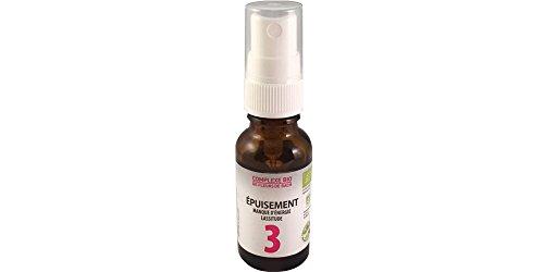 Dr Theiss N°3 Erschöpfung, Bio-Spray, Bach-Blütentherapie, 20 ml
