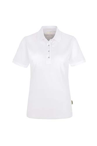 Hakro Women Polo Coolmax®, weiß, L