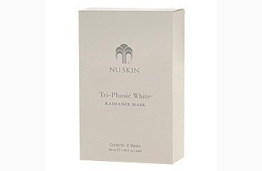 NuSkin Nu Skin Tri-Phasic White Radiance Mask (8 masks)