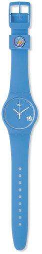 Swatch Unisex-Armbanduhr Analog Plastik SUJZ102