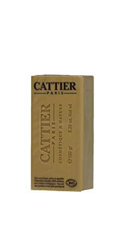 Cattier-Parijs geneeskrachtige aarde zeep honing (1 x 150 g)
