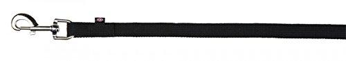 Trixie 19911 Schleppleine, Gurtband, 10 m/20 mm, schwarz