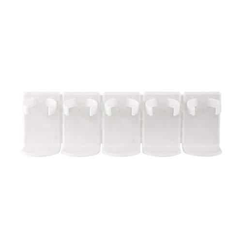 Holmeey Gewürzregal zum Kleben,Küchengewürzglashalter Wand-Aufbewahrungsregal Montage an Küchenschränken & Wandfliesen,Aufbewahrungsregal für Küche