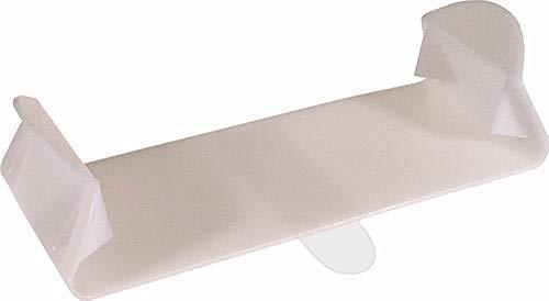 PAPIONET どこでもティシューBOXホルダー ホワイト (箱幅115~122mmティッシュボックス用)
