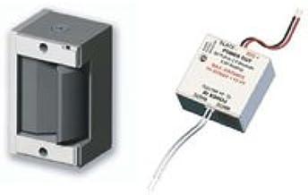 3Wide 2.3 x 7.5 x 3.3 2.3 Height 7.5 Length Trine Access Technology 30LC Trine 3000 Series Lock Body Axion Electric Strike 12//24 AC//DC