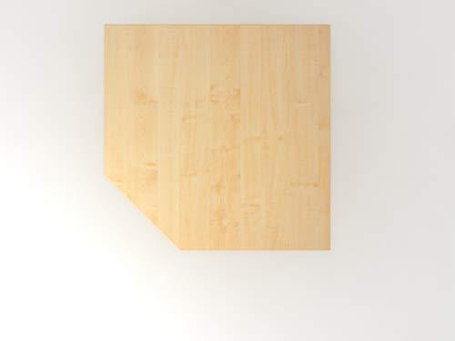 Hammerbacher piano cottura trapezoidale LT12 Ahorn/Silber