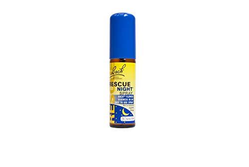 Bach Rescue Nacht-Spray Alkohol-Frei für Natürlicher Schlaf 20ml