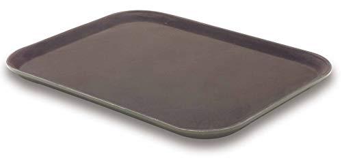 Lacor - 69146 - Bandeja Rectangular Fibreglass No Deslizante