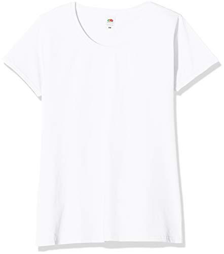 Fruit of the Loom - Valueweight - T-shirt (Lot de 5) - Femme