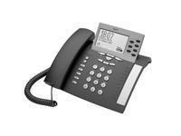 Tiptel 274 Schnurgebundenes Telefon (Aufbeantworter) schwarz
