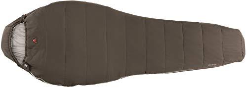 ROBENS Moraine II Schlafsack Brown Ausführung Left Zipper 2021 Quechua Schlafsack
