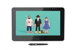 Wacom Cintiq Pro 16 Tableta digitalizadora 5080 líneas por...
