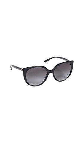 Dolce & Gabbana 0DG6119 Gafas de sol, Black, 53 para Mujer