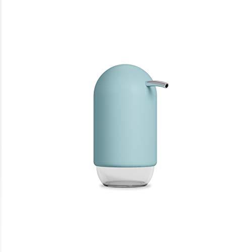 Umbra - Dispensador de jabón y loción, Azul Marino (Ocean Blue), Estándar