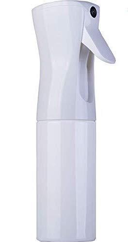 Pulverizador desinfección de Zapatos Mascarillas Jardín Peluquería | Botella Vacía Spray Nebulizador de Plástico Niebla Continua | Botella spray vacía de Plástico para Pelo y Plantas | 185ml