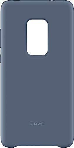 HUAWEI Carcasa de silicona Azul Claro Mate 20