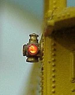 HO Tomar H807L Marker Lights R-R-R