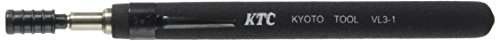 京都機械工具 KTC マグネットハンド小 伸縮シャフト VL3-1 1本 373-9058