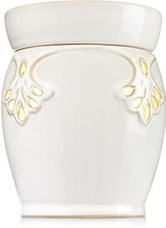 Bath and Body Works White Art Deco Fragrance Melt Warmer