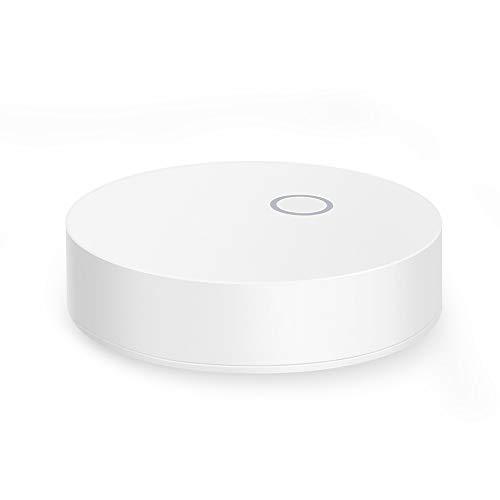Zigbee Gateway Geräte, eMylo Smart Home ZigBee Hue Bridge Zentrales,Smart Control Hub Kompatibel mit Linkind Zigbee Smart Produkte, Home Bridge mit Alexa kompatibel