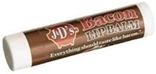 J & Ds Bacon Flavored Lip Balm 4.5 GM (Pack of 2)