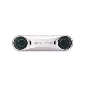 Sony SRS-T33 Compact Portable Speaker in White