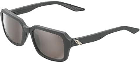 100% GAFAS Ridely-Soft TACT Cool Grey-Hiper Silver Mirror lenzen, uniseks, meerkleurig, eenheidsmaat