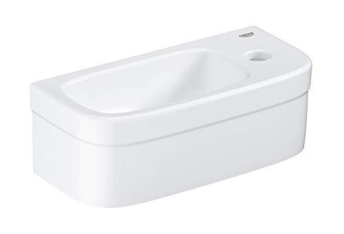 GROHE Euro Keramik   Mini Handwaschbecken 37 cm - wandhängend   alpinweiß   39327000