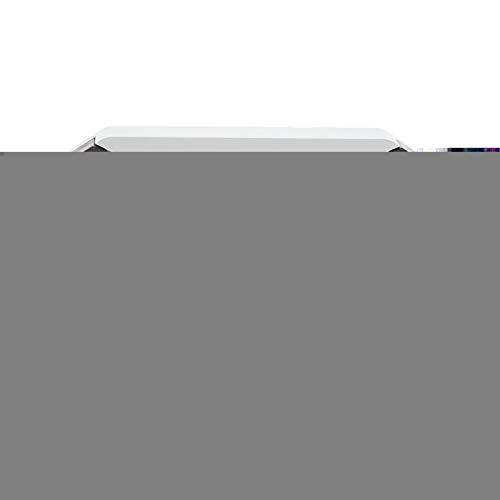 Omabeta Interruptor de luz Inteligente Material ABS Control Remoto Wi-Fi para el hogar No se Requiere concentrador