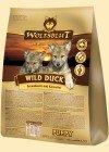 Warnicks Tierfutterservice SPARPACK Wolfsblut Wild Duck Puppy 2x2KG