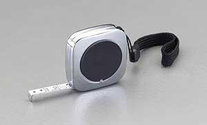 エスコ 6mmx2.0mメジャー(マグネット付) EA720JK-12