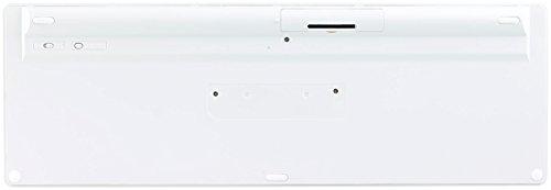 GeneralKeys Tastatur Mac: Tastatur mit Bluetooth, für macOS m. Touchpad, Scissor-Tasten (Tastatur Apple)
