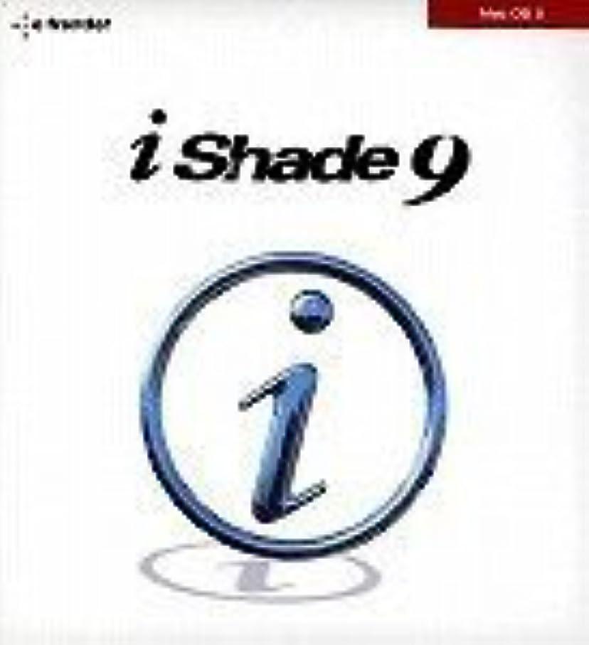 アトム人種用心するiShade 9 for Mac OS X