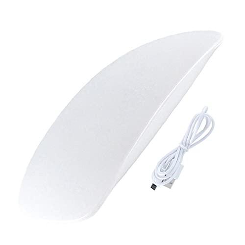 Naisidier Uñas Lámpara portátil LED 9W del secador Polaco Que Cura la manicura con la luz UV para uñas uñas de Gel Profesional del Arte de la manicura Herramientas del salón y del hogar