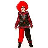 Wicked Costumes Garçons Freaky Mauvais Clown Halloween / Carnaval Costume de Fantaisie. Taille XL (11-13 146-158 cm)