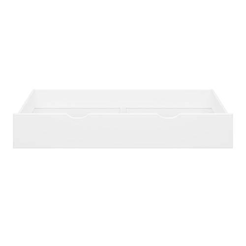 Steens ALBA Bettschubladen, MDF, 133 x 81 x 21 cm, weiß