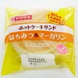 ヤマザキ ホットケーキサンド はちみつ&マーガリン ×10個セット 山崎パン横浜工場製造品