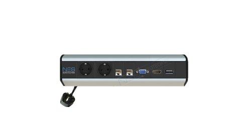 NES DESKPRO MultiMedia Schreibtisch System