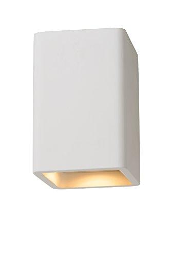 Lucide GIPSY - Spot Plafond - GU10 - Blanc